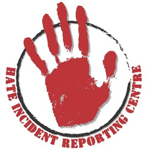 Hate Incident Reporting Centre logo